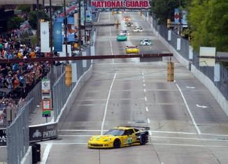 [SPOILER] Corvette Racing at ALMS Baltimore
