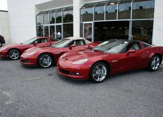 New Corvette Incentives and an Update on Crystal Red and Cyber Gray Production