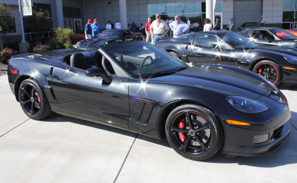"IntelliChoice Names 2012 Corvette ""Best-Bet"" in Cost of Ownership Survey"