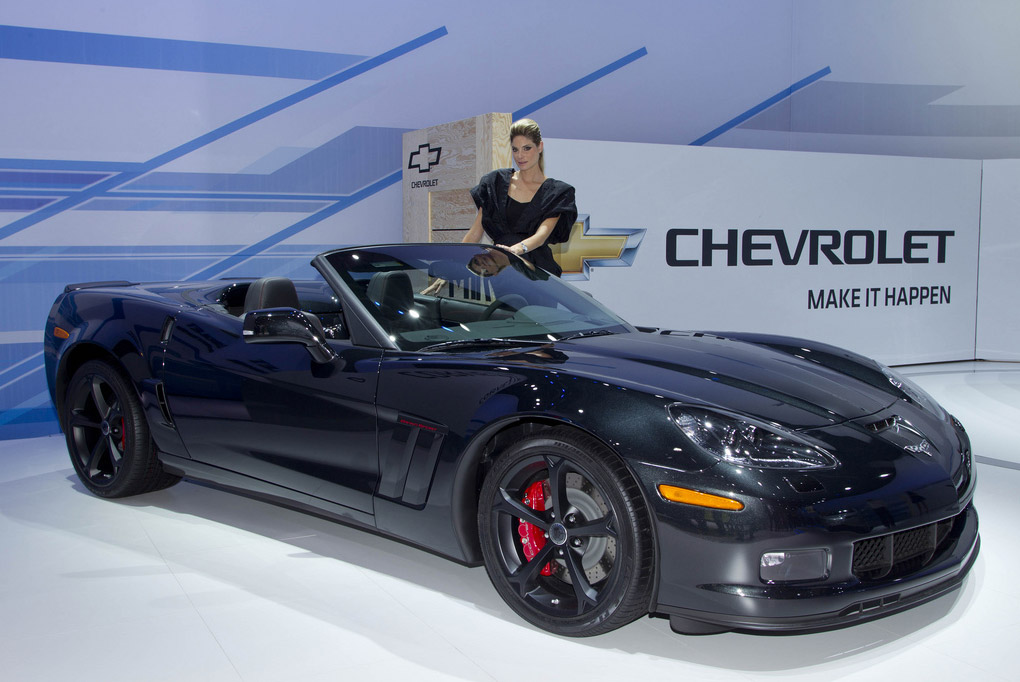 [PICS] Corvettes on Display at the 2011 Frankfurt Motor Show