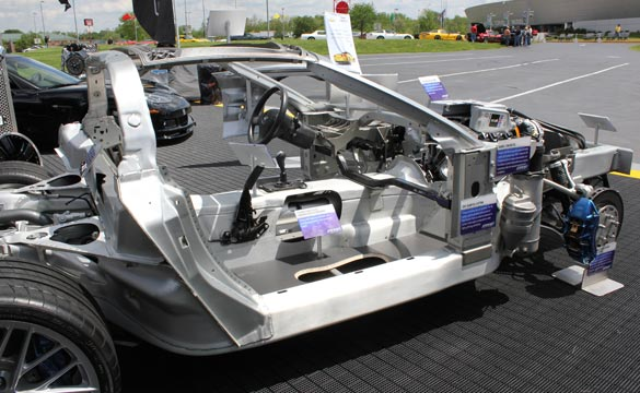 [VIDEO] Corvette Racing Tech Transfer: The Chassis