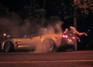 Corvette ZR1 Featured in ABC's Charlie's Angels Premiere