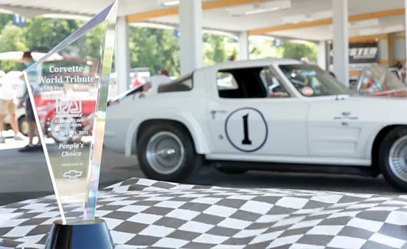 [VIDEO] Corvette Racing Series Episode 9: Corvette World Tribute