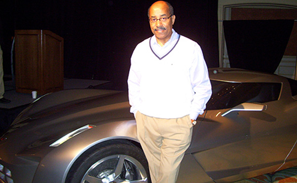 Ed Welburn: Don't Screw Up the Corvette's Redesign