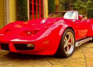 Barrett-Jackson Las Vegas 2011: Corvette Auction Schedule