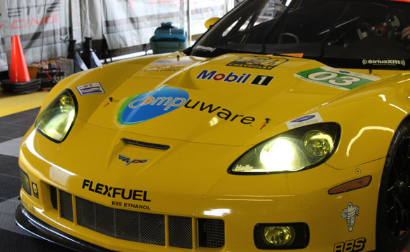 [VIDEO] Corvette Racing Tech Transfer: Headlights