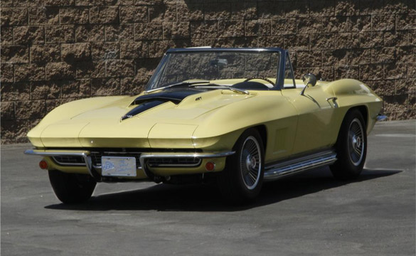 Barrett-Jackson Las Vegas 2011: Corvette Sales Bring In $2.5 Million