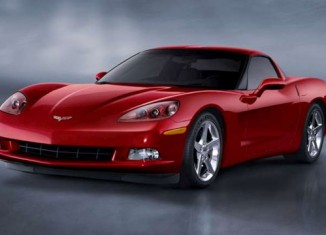 Corvette Wins 2011 Motorist Choice Award