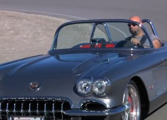 [VIDEO] Watch the Morrison 3G 1960 Corvette in Action at Spring Mountain
