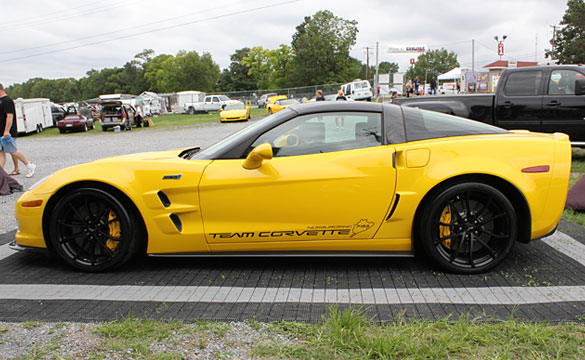 [VIDEO] Corvette Racing Tech Transfer: The Corvette ZR1