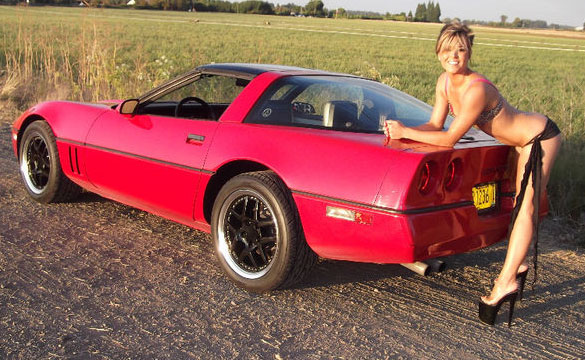 Corvettes on eBay: How to Sell a 1984 Corvette