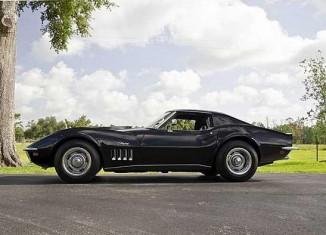 Corvette Auction Results: 1969 L88 Corvette Sells for $562,500 at Mecum Dallas