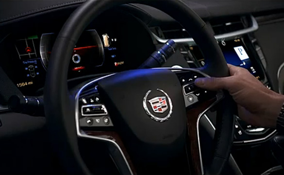 [VIDEO] Why the C7 Corvette Needs Cadillac's New CUE Infotainment System