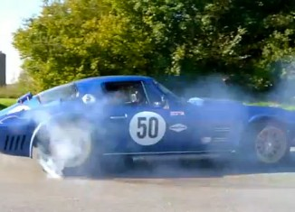 [VIDEO] Morning Donuts: Mongoose Corvette Grand Sport