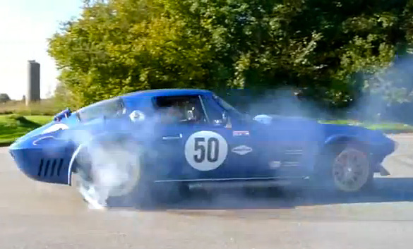 [VIDEO] Morning Donuts: Mongoose Corvette Grand Sport