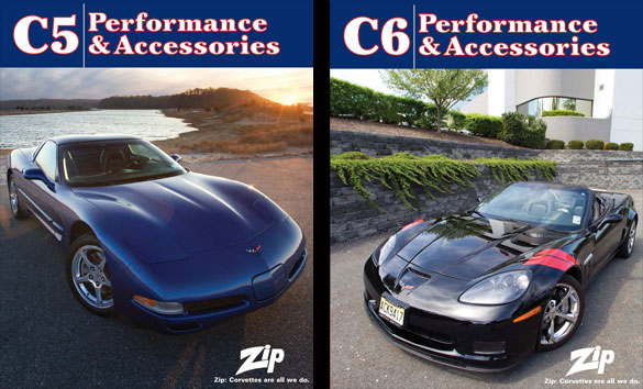 New Corvette Parts & Accessories Catalogs Now Available From Zip
