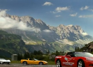 [VIDEO] European Vacation Corvette Style