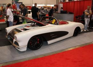 SEMA 2011: 1959 Corvette ZR59 Concept
