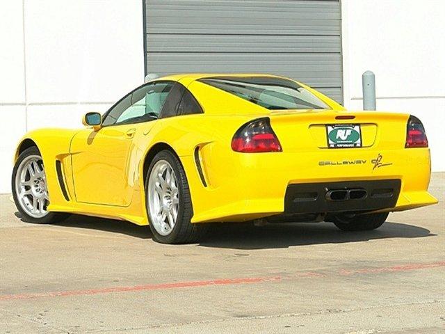 Corvettes on Craigslist: 1999 Callaway C12