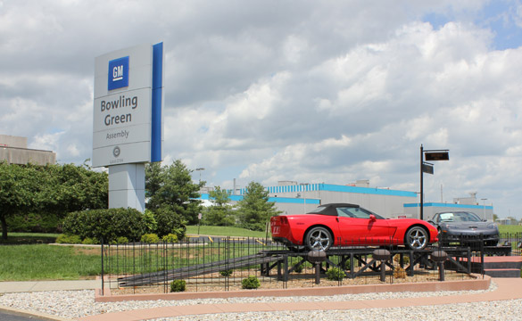 Update from GM on 2012 Corvette Production