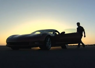 [VIDEO] Testing the Corvette at GM's Desert Proving Grounds in Yuma, AZ