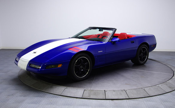 Corvette Values: 1996 Corvette Grand Sport Convertible