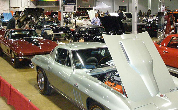 MCACN 2011: Corvette and Muscle Car Photo Gallery