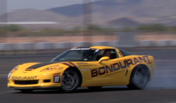 [VIDEO] Matt Farah Learns to Drift a Corvette at Bondurant