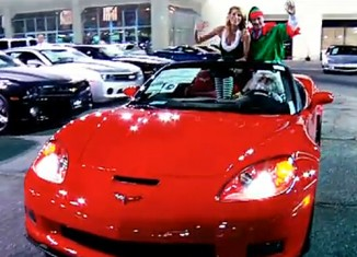 [VIDEO] Santa's New Sleigh from Kerbeck Corvette