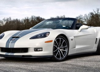 GM Unveils New 2013 Corvette 427 Convertible and 60th Anniversary Package