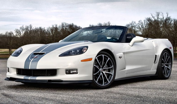 C4 Corvette For Sale >> GM Unveils New 2013 Corvette 427 Convertible and 60th