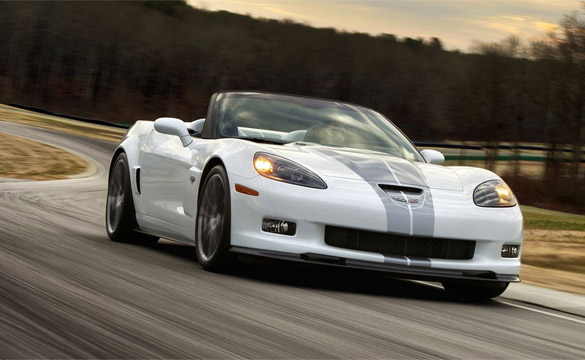 Barrett-Jackson to Auction First 2013 Corvette 427 Convertible