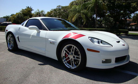 What Does Driving a Corvette Says About You?