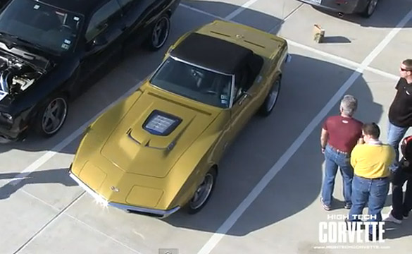 [VIDEO] 1971 Corvette LS9 Engine Swap