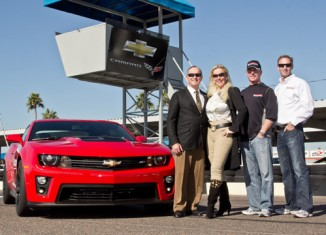 Johnny O'Connell Joins Bondurant as VP of Global Operations and Corvette ZR1 Instructor