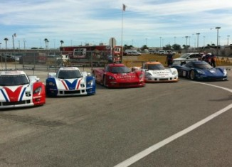 New Corvette Daytona Prototypes Ready for this Weekend's 50th Anniversary Rolex 24