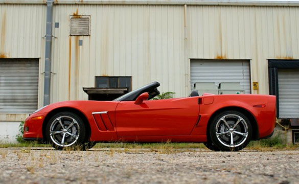 Win a Corvette GS Convertible or 19 Other Chevys During Super Bowl XLVI