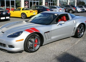January 2012 Corvette Sales