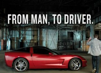"[VIDEO] ""Chevy Driving Academy"" Commercial Features C6 Corvette Coupe"