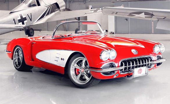 POGEA Racing Redefines the 1959 Corvette