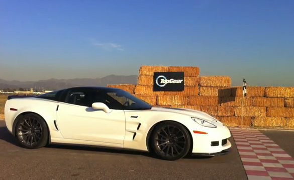 [VIDEO] The Stig Sets New Top Gear USA Lap Record in Hennessey-tuned Corvette ZR1