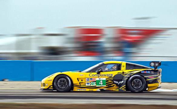 Corvette Racing Completes Successful Two-Day Test in Sebring