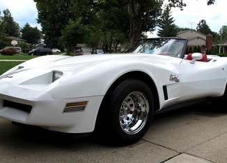 Corvettes on Craigslist: 1980 Duntov Turbo Convertible