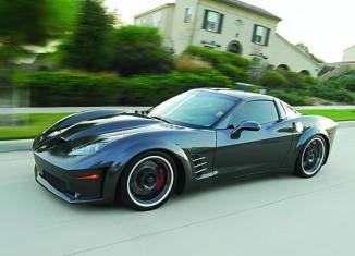 SPEED's Chop Cut Rebuild Creates a Grand Sport Tribute Corvette
