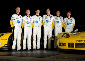 [PICS] Corvette Racing Team Pictures from Sebring's Winter Test