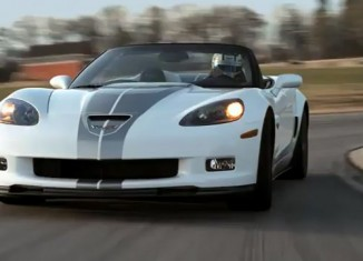 [VIDEOS] The New 2013 Corvette 427 Convertible Collector Edition by Chevrolet