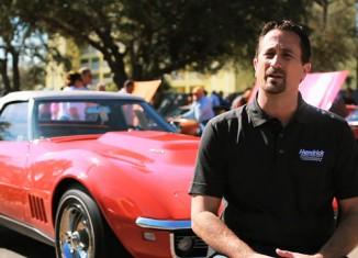 [VIDEO] Hendrick Performance NCRS Corvette Judging Walkthrough