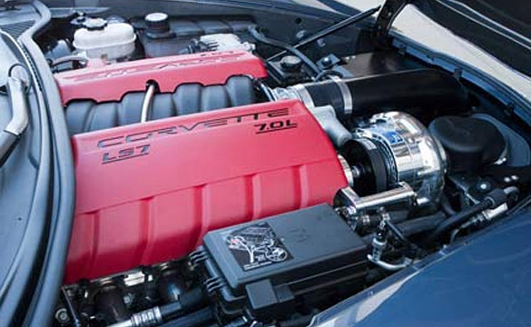 Procharger Brings Forced Induction to a Corvette Z06 Carbon Edition