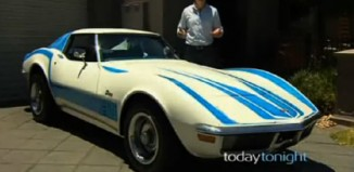Australian DMV: Racing Stripes on your Classic Corvette? No Registration for You!