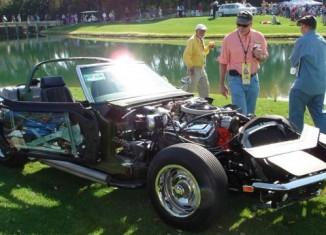 "[VIDEO] Kevin Mackay's 1969 L88 ""See-Thru-Corvette"""